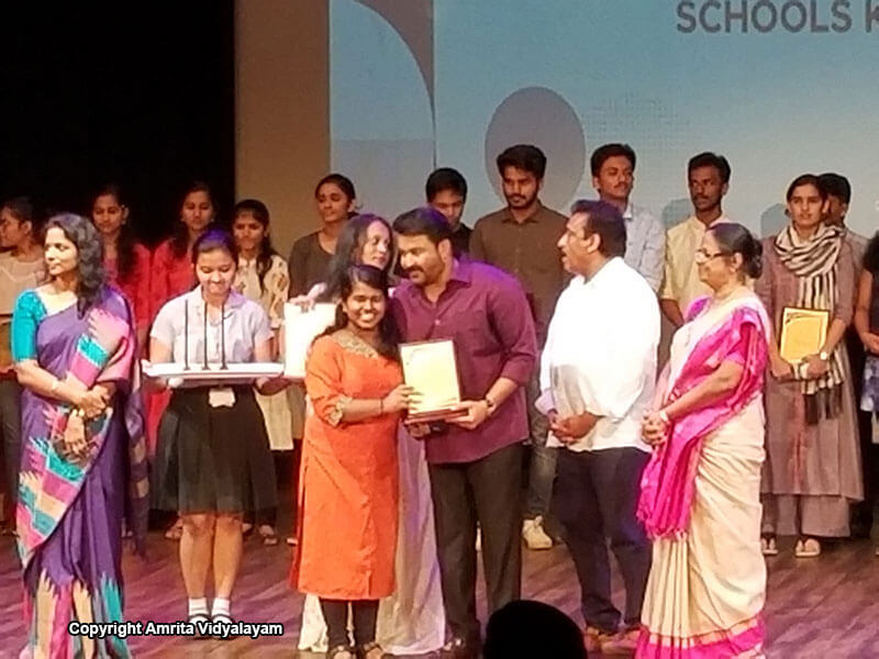 CBSE Class XII Board Exam Toppers Felicitated 2018-19 - Amrita